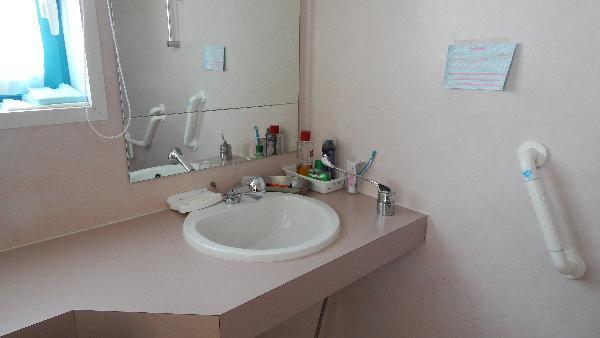 Espace-toilette